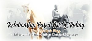 Relationship based art of riding
